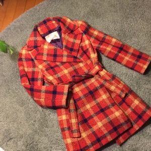 VINTAGE PENDLETON Trench Coat Wool Jacket